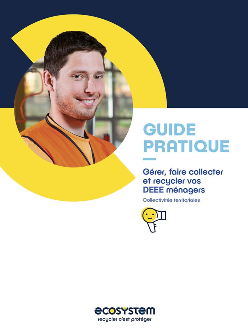 Visuel du produit Guide pratique DEEE ménagers